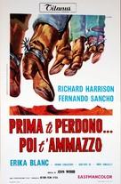 La diligencia de los condenados - Italian Movie Poster (xs thumbnail)