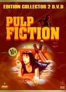 Pulp Fiction - French Movie Cover (xs thumbnail)