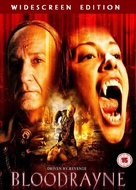 Bloodrayne - British poster (xs thumbnail)