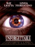 Unforgettable - DVD cover (xs thumbnail)