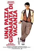 Ferris Bueller's Day Off - Italian Movie Poster (xs thumbnail)