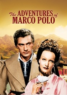 The Adventures of Marco Polo - DVD cover (xs thumbnail)