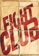 Fight Club - Blu-Ray cover (xs thumbnail)