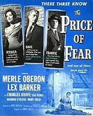 The Price of Fear - Movie Poster (xs thumbnail)