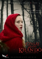 Red Riding Hood - Vietnamese Movie Poster (xs thumbnail)