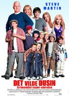 Cheaper by the Dozen - Danish Movie Poster (xs thumbnail)