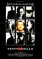La sentinelle - French Movie Poster (xs thumbnail)