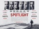 Spotlight - British Movie Poster (xs thumbnail)