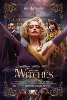The Witches - Danish Movie Poster (xs thumbnail)