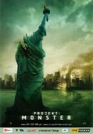 Cloverfield - Polish Movie Poster (xs thumbnail)