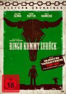 Il ritorno di Ringo - German DVD cover (xs thumbnail)