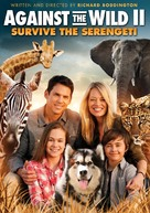 Against the Wild 2: Survive the Serengeti - Canadian DVD movie cover (xs thumbnail)