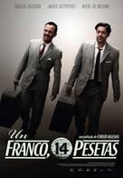 Franco, 14 Pesetas, Un - Romanian DVD cover (xs thumbnail)