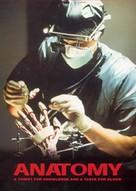 Anatomie - DVD cover (xs thumbnail)