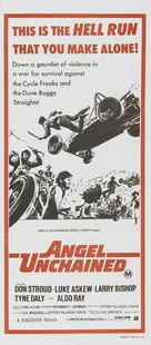 Angel Unchained - Australian Movie Poster (xs thumbnail)