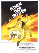 The Groundstar Conspiracy - French Movie Poster (xs thumbnail)