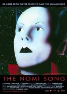 The Nomi Song - Movie Poster (xs thumbnail)