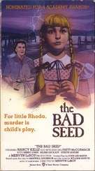 The Bad Seed - VHS movie cover (xs thumbnail)