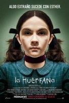 Orphan - Argentinian Advance movie poster (xs thumbnail)