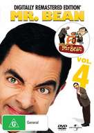 """Mr. Bean"" - Australian DVD movie cover (xs thumbnail)"