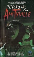 Amityville II: The Possession - Brazilian VHS movie cover (xs thumbnail)
