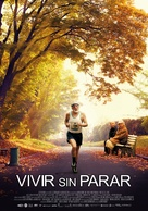 Sein letztes Rennen - Spanish Movie Poster (xs thumbnail)