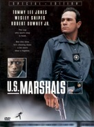 US Marshals - Portuguese Movie Cover (xs thumbnail)