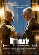Diplomatie - Czech Movie Poster (xs thumbnail)