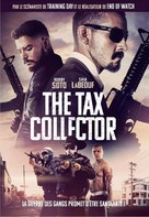 The Tax Collector - French DVD movie cover (xs thumbnail)