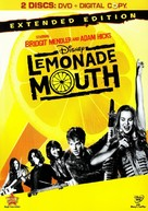 Lemonade Mouth - DVD cover (xs thumbnail)