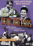 New Orleans - DVD cover (xs thumbnail)