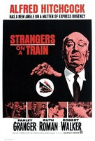 Strangers on a Train - Re-release poster (xs thumbnail)