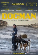 Dogman - Argentinian Movie Poster (xs thumbnail)
