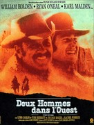 Wild Rovers - French Movie Poster (xs thumbnail)