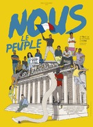 Nous, le peuple - French Movie Poster (xs thumbnail)