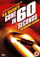 Gone in 60 Seconds - British DVD cover (xs thumbnail)