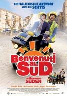 Benvenuti al Sud - Swiss Movie Poster (xs thumbnail)