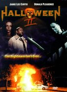 Halloween II - DVD cover (xs thumbnail)
