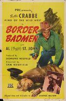 Border Badmen - Re-release movie poster (xs thumbnail)