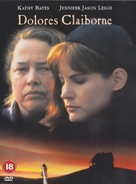 Dolores Claiborne - British DVD cover (xs thumbnail)