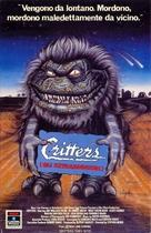Critters - Italian Movie Poster (xs thumbnail)