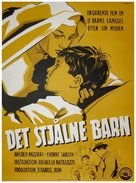 I figli di nessuno - Danish Movie Poster (xs thumbnail)
