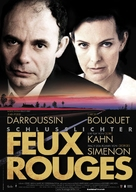 Feux rouges - Austrian Movie Poster (xs thumbnail)