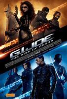 G.I. Joe: The Rise of Cobra - Australian Movie Poster (xs thumbnail)