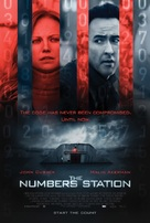 The Numbers Station - British Movie Poster (xs thumbnail)