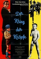 La guerre des boutons - German Movie Poster (xs thumbnail)