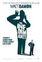The Informant - British Movie Poster (xs thumbnail)