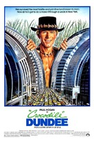 Crocodile Dundee - Movie Poster (xs thumbnail)