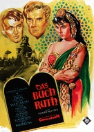 The Story of Ruth - German Movie Poster (xs thumbnail)