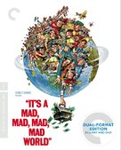 It's a Mad Mad Mad Mad World - Blu-Ray movie cover (xs thumbnail)